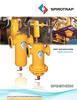 THT / THN - Spirotrap High Velocity Dirt Separators