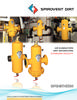 VDT / VDN - Spirovent Standard Combination Air / Dirt Separators