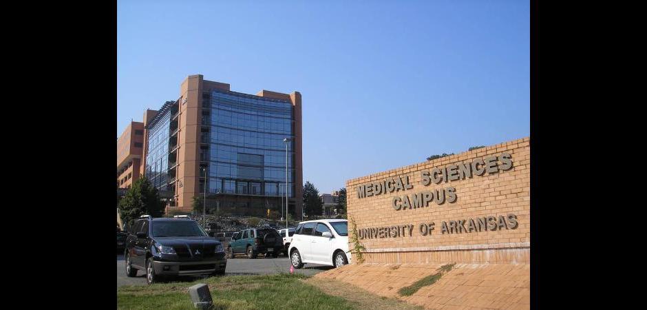 University Of Arkansas Medical Sciences Little Rock Ar